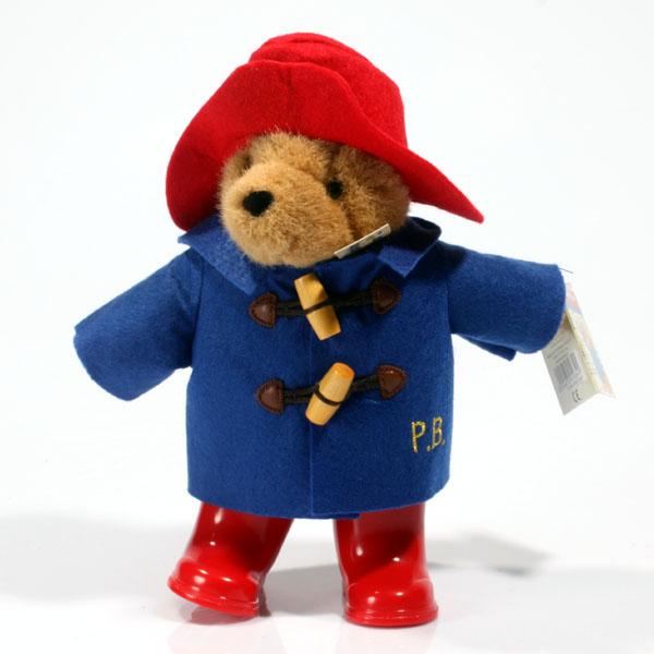 Paddington Bear Soft Toy - Soft Toy Gifts
