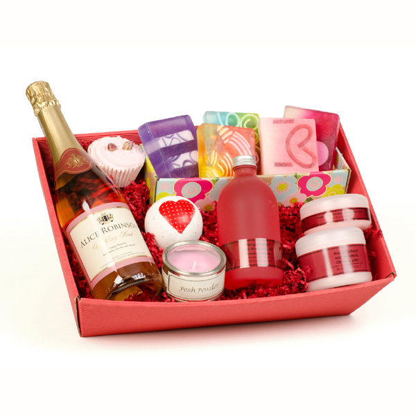 Personalised Pamper Hamper Gift Packs Luxury Pamper Hamper