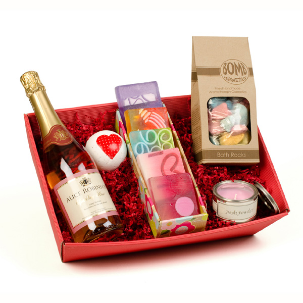 Personalised Pamper Hamper Gift Packs Pamper Hamper - The Gift Experience Gifts