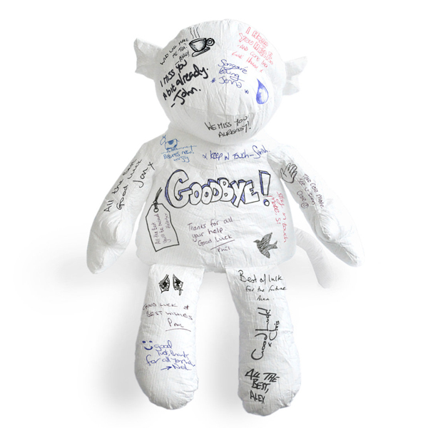 Paper Message Monkey - Monkey Gifts