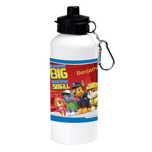 Personalised Paw Patrol Drink Bottle - Paw Patrol Gifts
