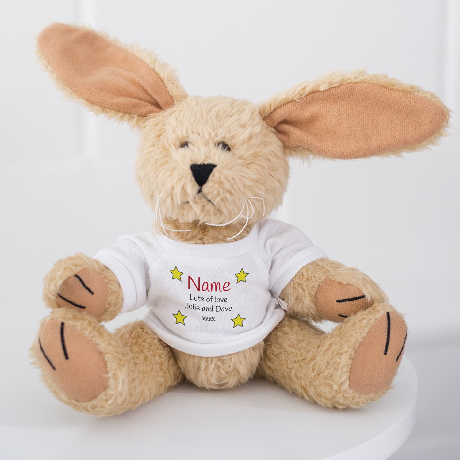 Personalised Bunny Rabbit - Rabbit Gifts