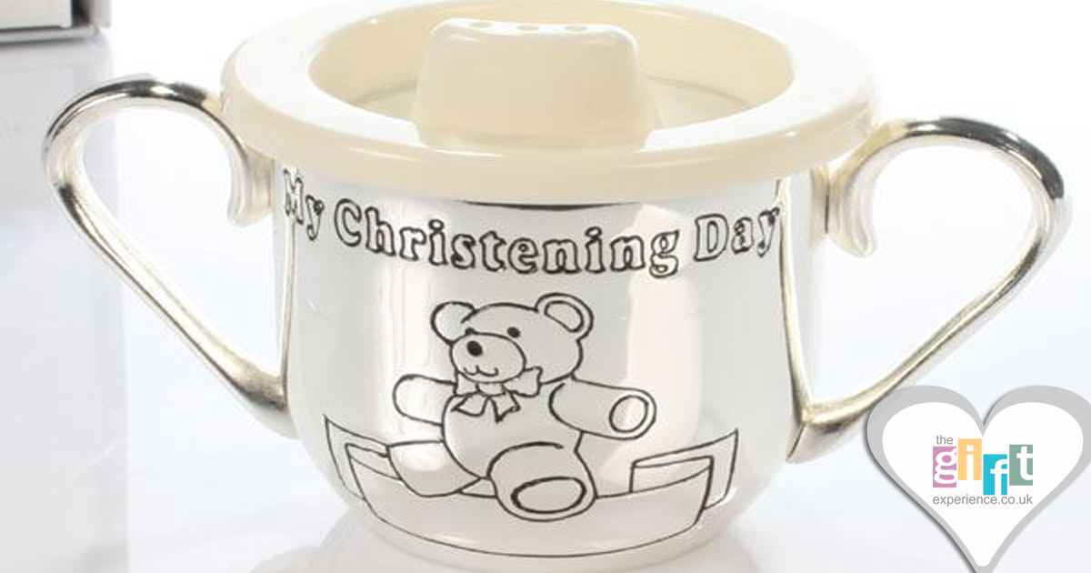 My Christening Day Baby Cup