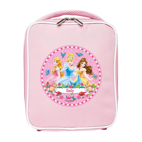 Personalised Disney Princess Tea Party Lunch Bag
