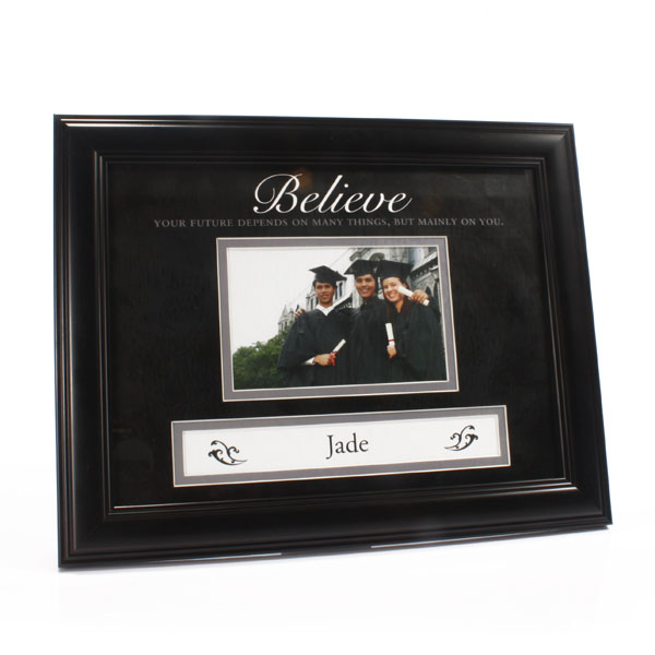 Personalised Graduation Photo Frame - Graduation Gifts