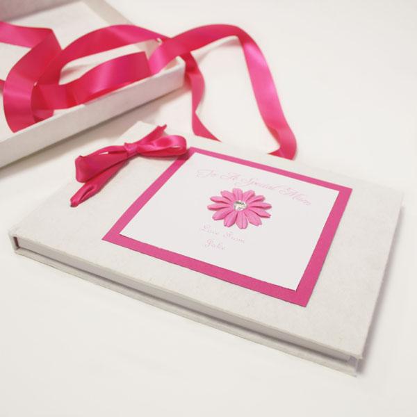 Personalised Photo Album For Mum - Photo Album Gifts