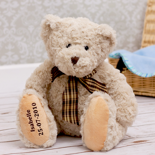 Personalised Traditional Teddy Bear - Teddy Bear Gifts