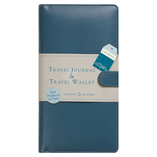 Personalised Travel Journal - Travel Gifts