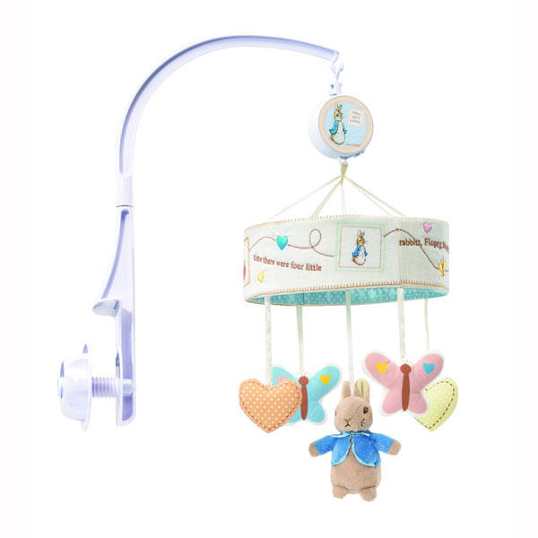 Peter Rabbit Musical Mobile - Mobile Gifts