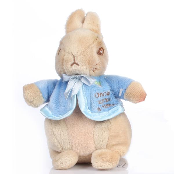 Peter Rabbit Bean Rattle - Peter Rabbit Gifts