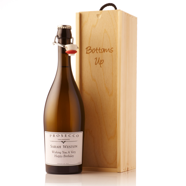 Personalised Picnic Prosecco - Picnic Gifts