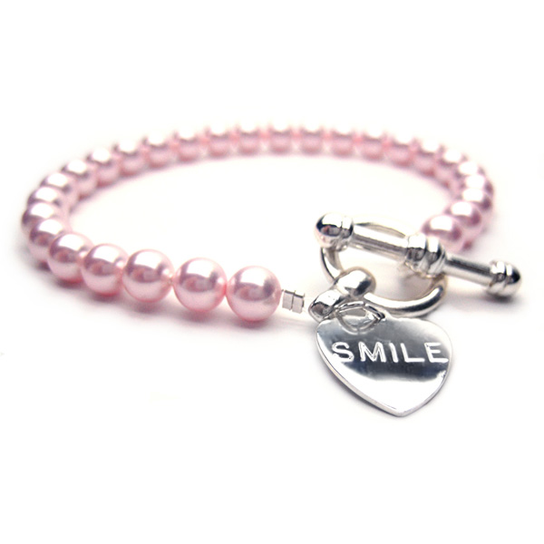 Bridesmaid Personalised Harmony Bracelet