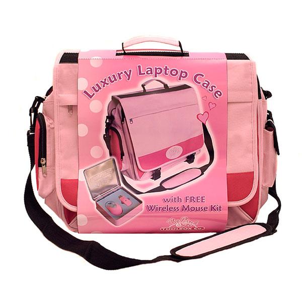 The Pink Laptop Bag - Laptop Gifts