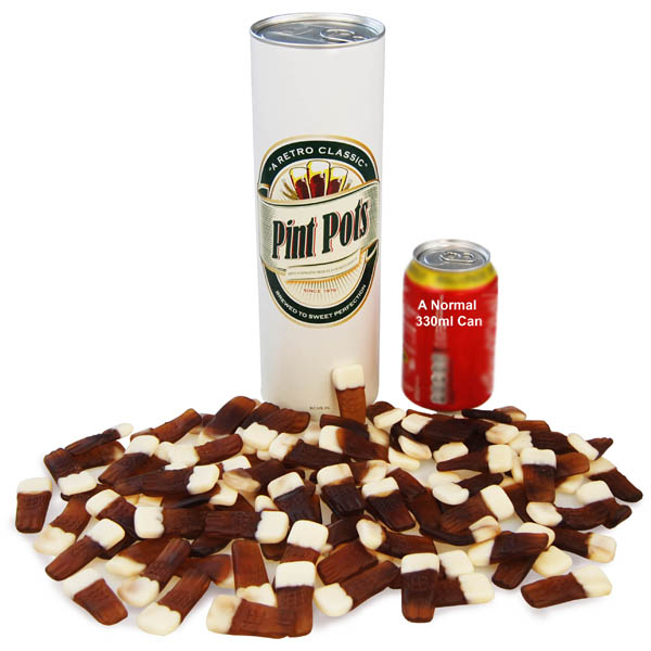 Pint of Beer Flavoured Sweets - Beer Gifts