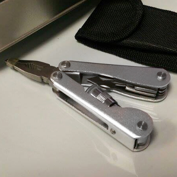 Multi Function Pliers In An Engraved Presentation Tin - Engraved Gifts