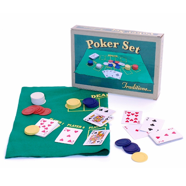 Poker Set - Seek Gifts
