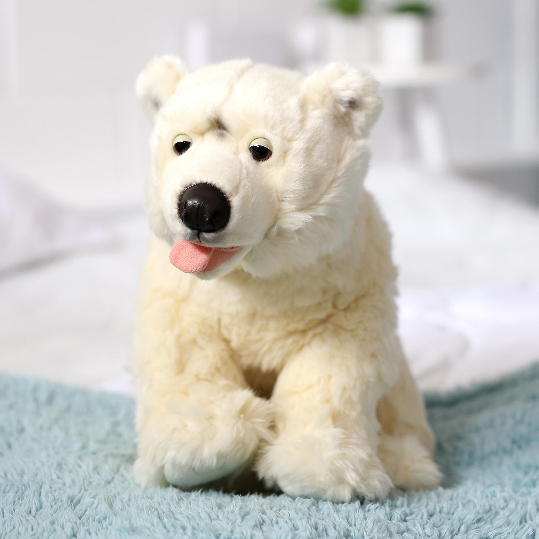 Cuddly Polar Bear - Cuddly Gifts