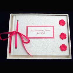 Personalised Pregnancy Journal