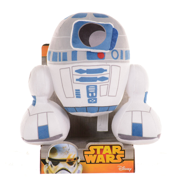 Star Wars 10 R2-D2 Soft Toy