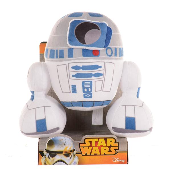 Star Wars 10 R2-D2 Soft Toy