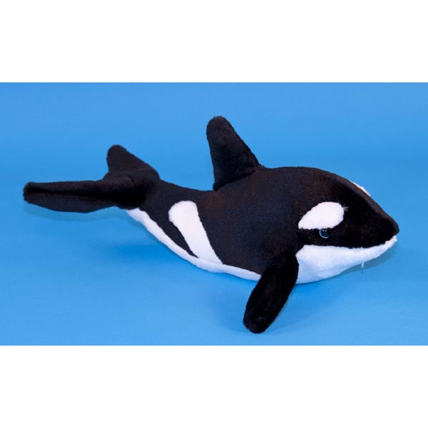 Wally the Cuddly Killer Whale - Whale Gifts