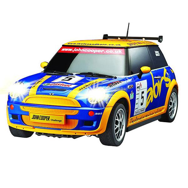 Mini Cooper Remote Controlled Car
