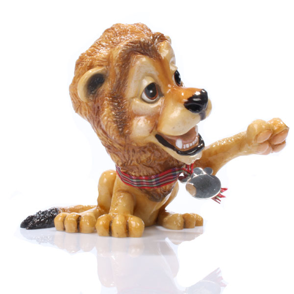 Personalised Lion - Lion Gifts