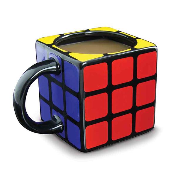 Rubiks Cube 3d Mug