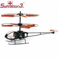 3 Channel Salvation 3 RC Helicopter