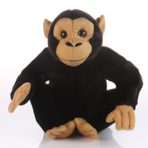 Sitting Chimp - Soft Toys Gifts