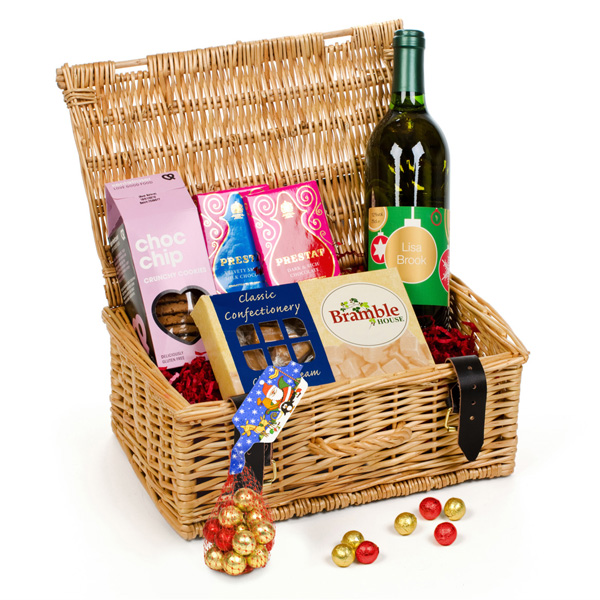 Personalised Christmas Hampers Standard Christmas Hamper