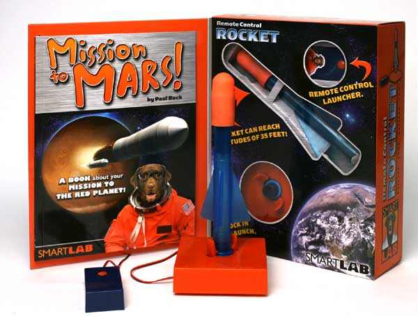 SmartLab RC Rocket - Rc Gifts