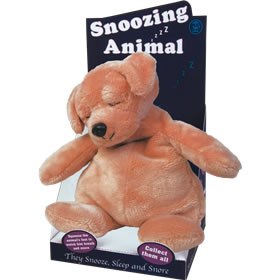Snoozing Dog - Dog Gifts