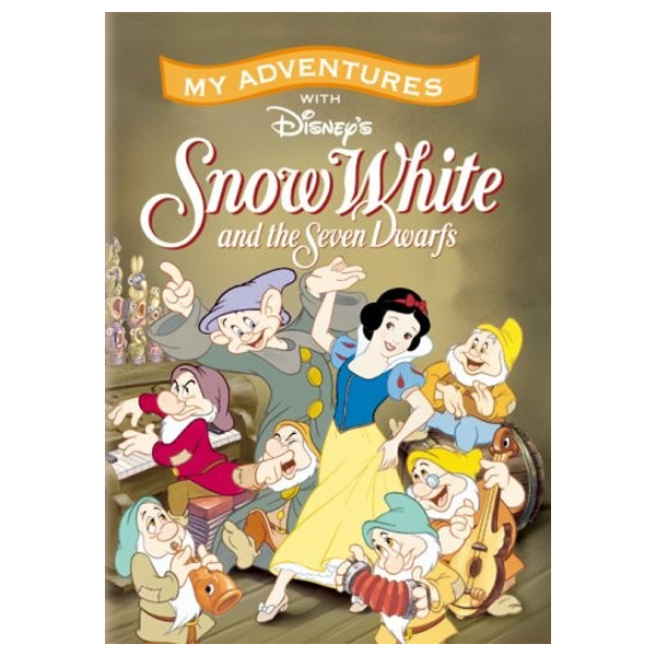 Snow White Personalised Adventure Book