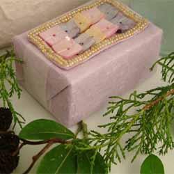 Luxury Soap Lavender- Evening Primrose