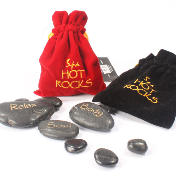 Spa Hot Rocks