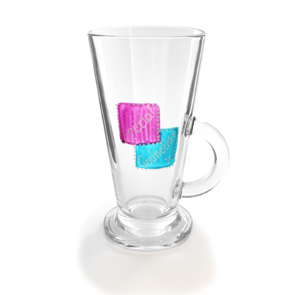 Special Godmother Latte Glass - Godmother Gifts