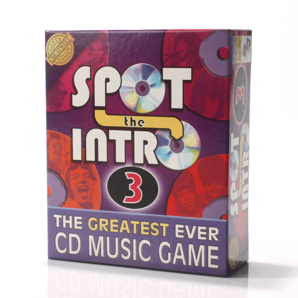 Spot The Intro Music Game 3 - Music Gifts