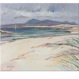 A Beach on Mul by Robert Kelsey UK Delivery