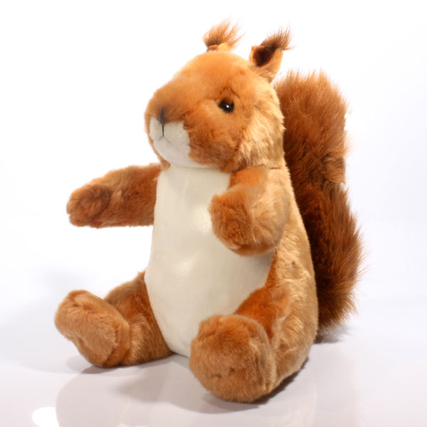 Susie the Squirrel - Soft Toys Gifts