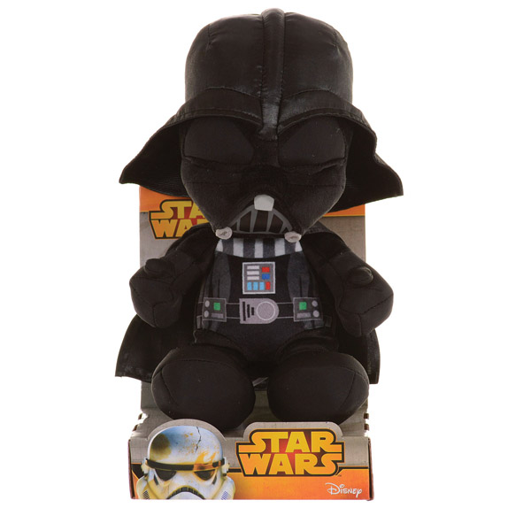 Star Wars 10 Darth Vader Soft Toy