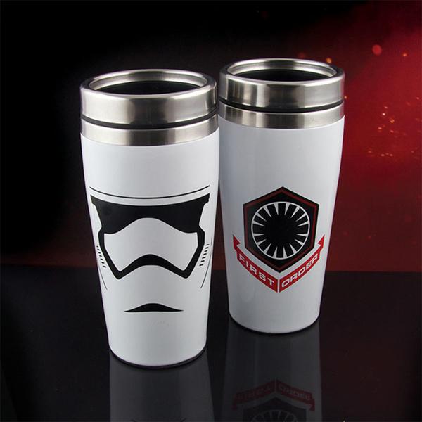 Star Wars Episode VII Stormtrooper Travel Mug - Stormtrooper Gifts