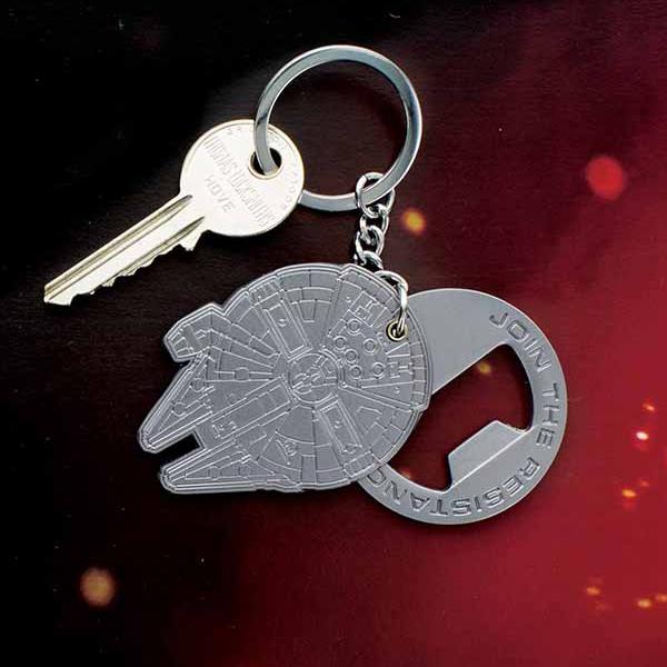 Star Wars Episode VII Millennium Falcon Bottle Opener - Star Wars Gifts