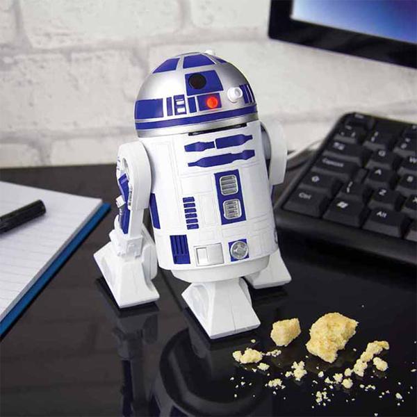 Star Wars R2-D2 Desktop Vacuum Cleaner - Star Wars Gifts