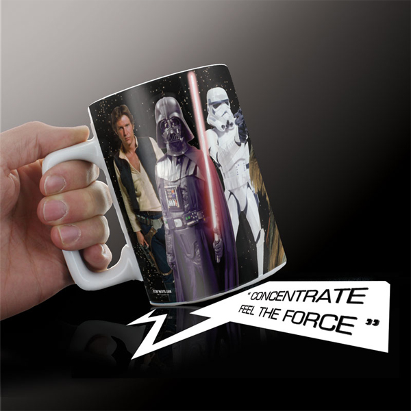 Star Wars Sound Mug - Star Wars Gifts
