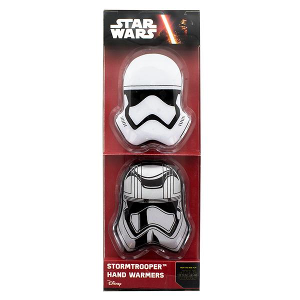 Star Wars Episode VII Stormtrooper Hand Warmers - Star Wars Gifts