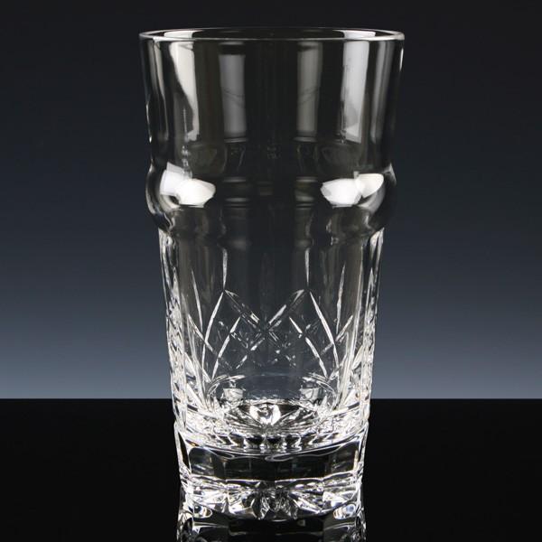 Personalised Crystal Beer Pint Glass