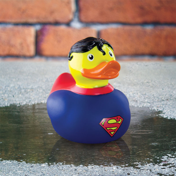 Superman Bath Duck - Superman Gifts