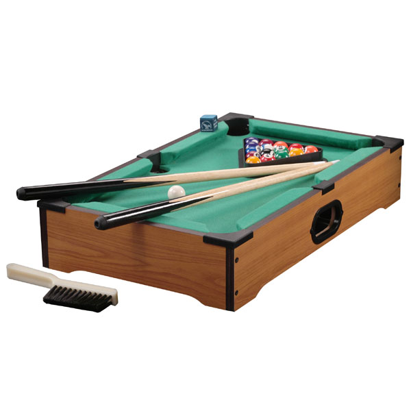 Table Top Pool Table - Pool Gifts