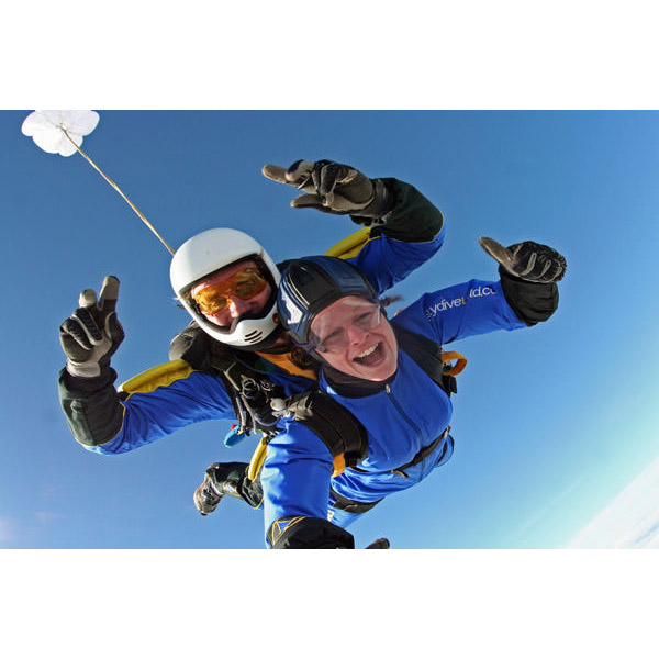 Tandem Skydive in Northamptonshire - Skydive Gifts